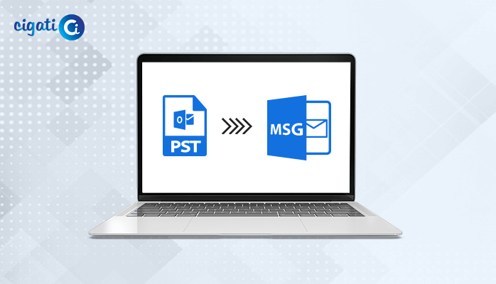 migrate PST to MSG