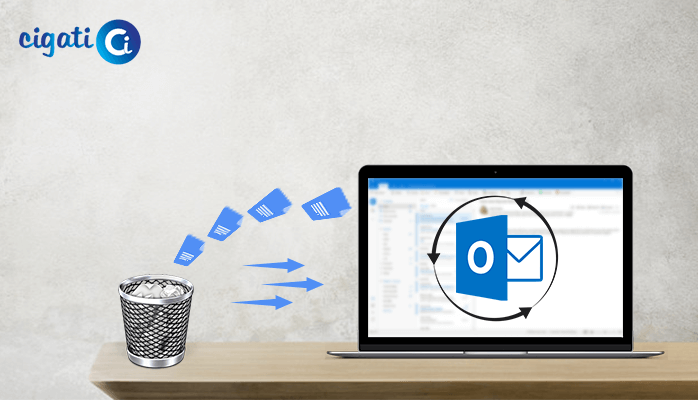 Recover Permanentally deleted emails in Outlook