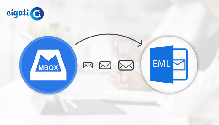convert MBOX to EML file format