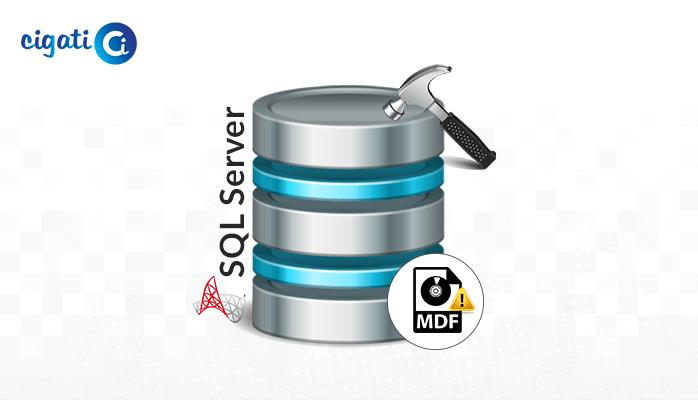 repair mdf files
