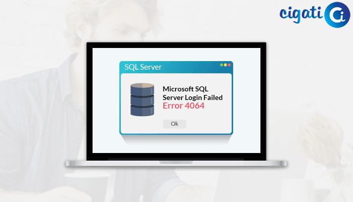 SQL Server 4064 Error