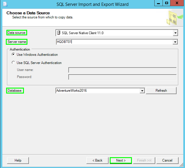 Copy Data from One Table to Another Table in SQL