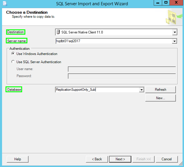 How to Copy Data from One Table to Another Table in SQL