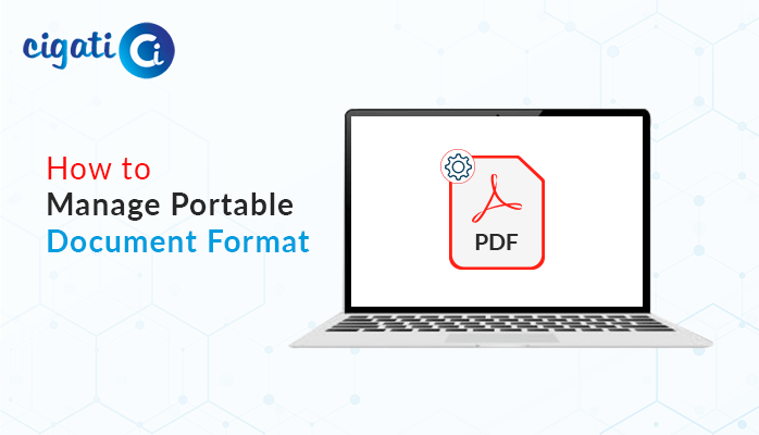 Manage Portable Document Format