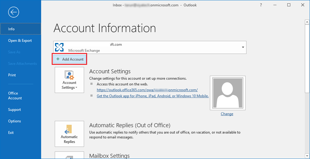 Add Gmail Account to Outlook using IMAP