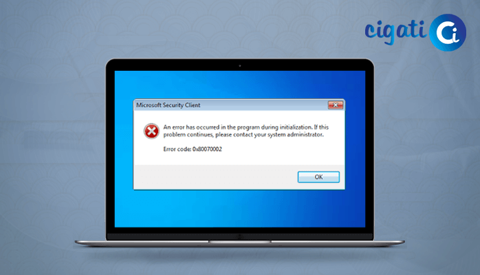 Simple Method to Fix Error Code 0x80070002 in Windows Update Manually
