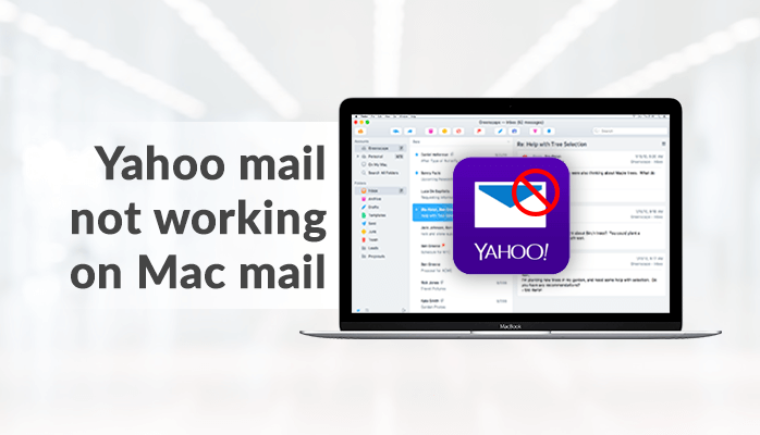 Yahoo mail not working on mac mail