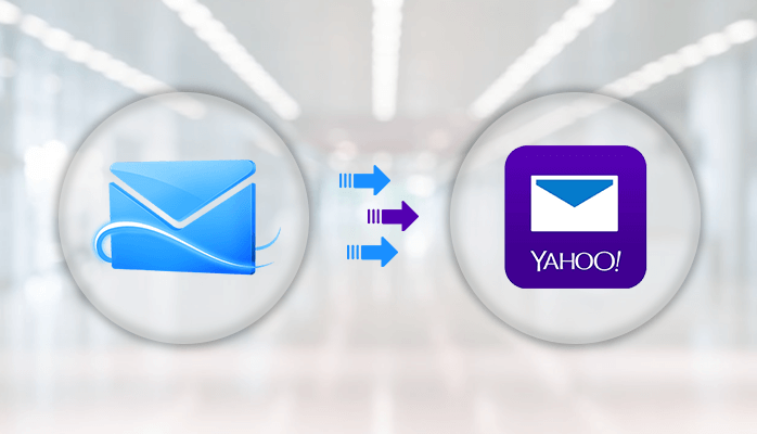 Hotmail to Yahoo