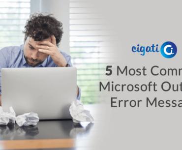 Microsoft Outlook Error Message