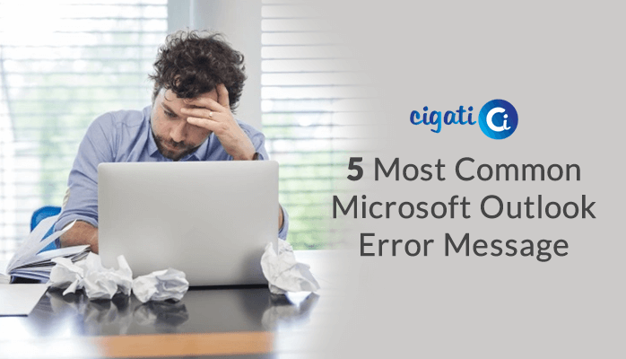Best 5 Method to Fix Most Common Microsoft Outlook Error Message