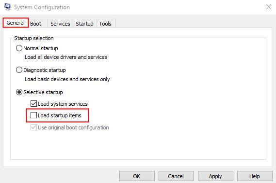 Fix Error Code 0x80070005?