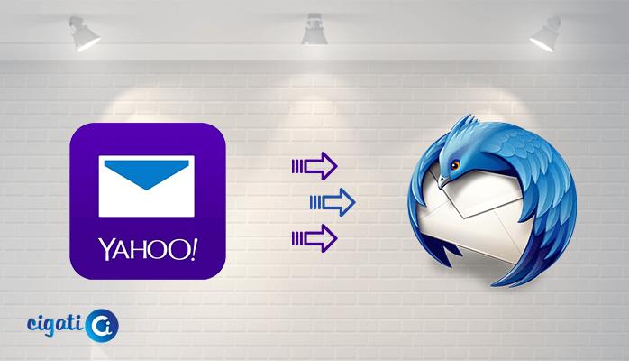 Add Yahoo account to Thunderbird