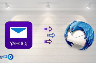 Add Yahoo account to Thunderbird