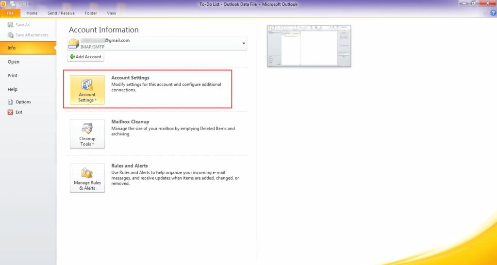Outlook Sending Error 0x800ccc1a
