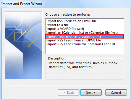 Export Contacts from o365
