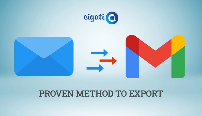 Export Email from IMAP to Gmail