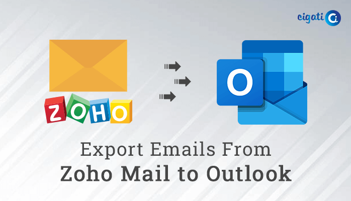 export Zoho Mail to Outlook