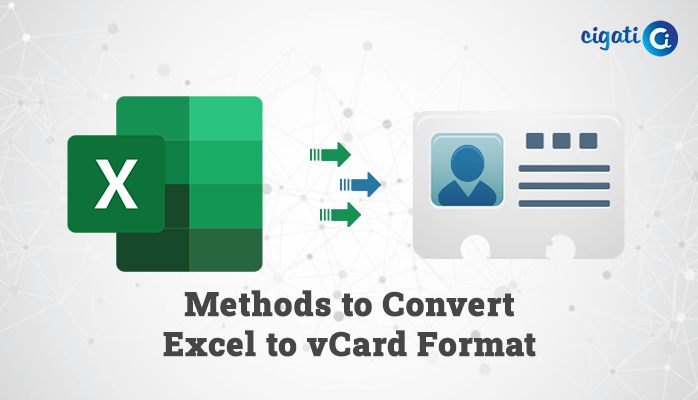 convert Excel to vCard