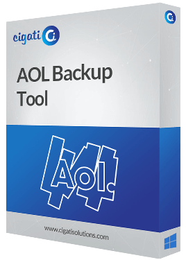 AOL Backup Tool Software Box