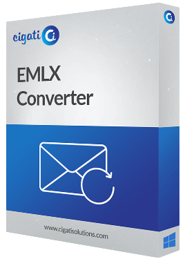 EMLX File Converter Software Box