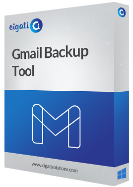 Gmail Backup Tool Software Box