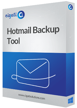 Hotmail Backup Software Box