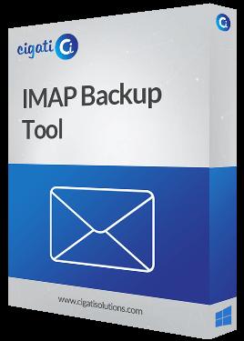 IMAP Backup Tool Software Box