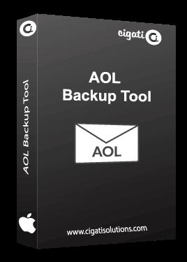 Mac AOL Backup Tool