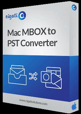 Mac MBOX to PST Converter Tool Box