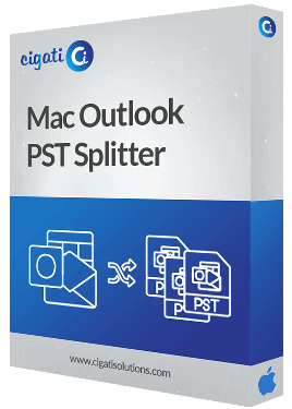 Mac PDF File Splitter Software Box