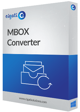 MBOX Converter Software Box