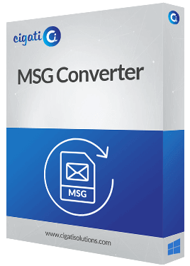 MSG Converter Tool Software Box