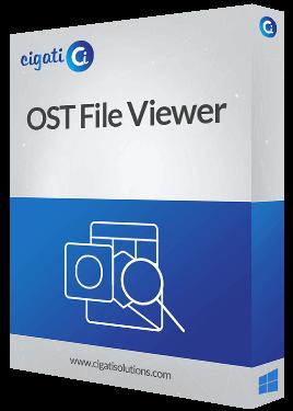 OST File Viewer Box