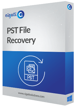 Outlook Email Recovery Tool Software Box