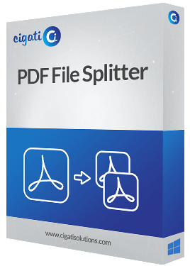 PDF File splitter Box