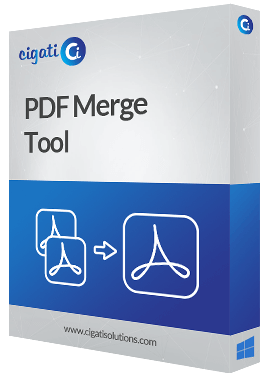 PDF Merge Tool Software Box