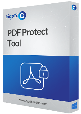 PDF Protect Tool Software Box