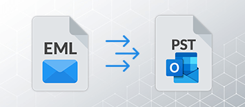 Converting EML Files into Outlook PST