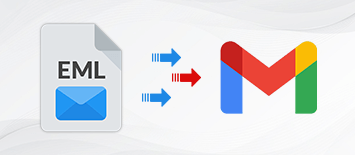 Import EML Files to Gmail
