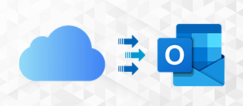 Export Emails from iCloud Mail to Outlook