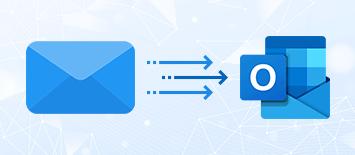 Save IMAP Mailbox Data in PST