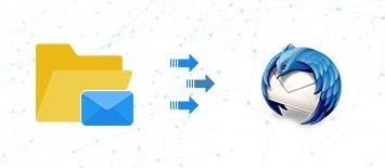 Migrate Maildir Files to Thunderbird