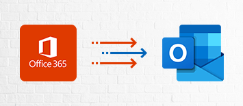 Migrate Emails from Office 365 to Outlook