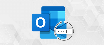 Change & Recover Outlook PST Password