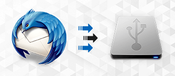 When to Backup Thunderbird Email to External Hard Drive