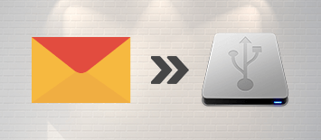 Save Yandex Emails to Hard Drive or Computer